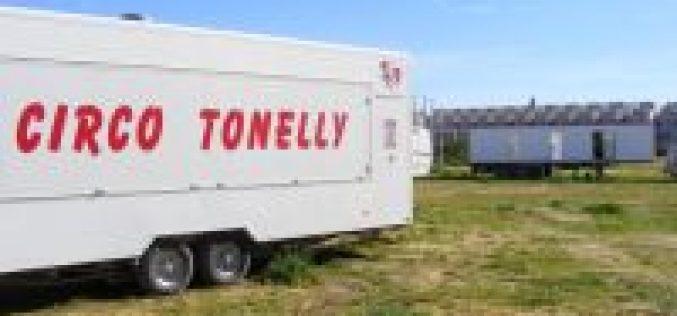 El Gran Circo Tonelly aterriza en Gines tras su gira por Europa