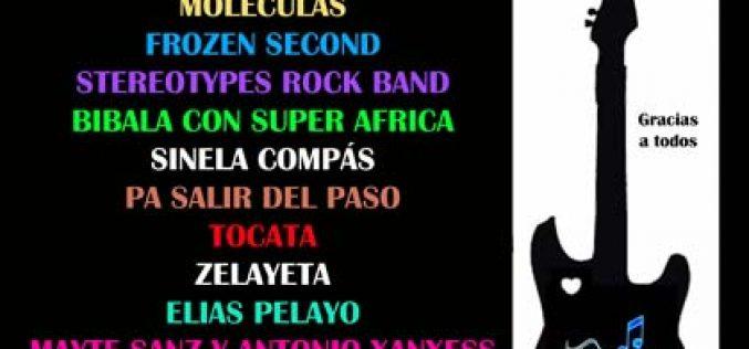 Festivan benéfico de música por Joaquín Festival
